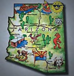 ARIZONA STATE ICON